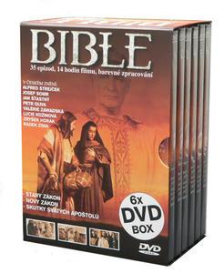 Obrázok Bible 6xDVD BOX