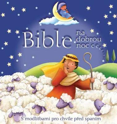 Obrázok Bible na dobrou noc
