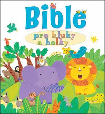 Obrázok Bible pro kluky a holky
