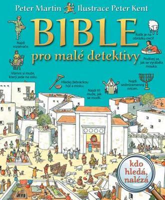Obrázok Bible pro malé detektivy