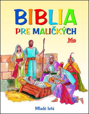 Obrázok Biblia pre maličkých