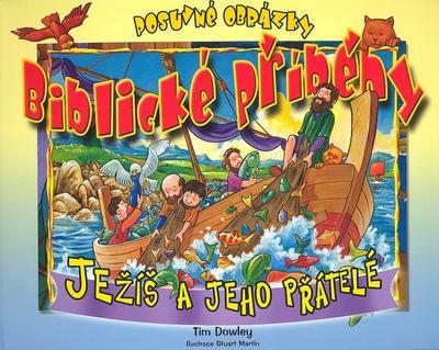 Obrázok Biblické příběhy Ježíš a jeho přátelé