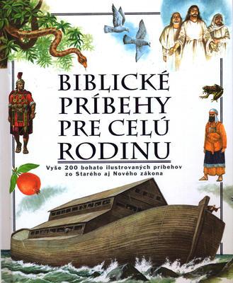 Obrázok Biblické príbehy pre celú rodinu