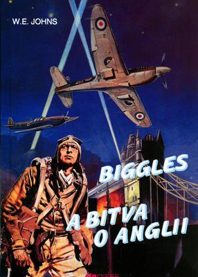 Obrázok Biggles a bitva o Anglii