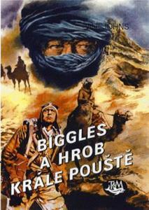 Obrázok Biggles a hrob krále pouště