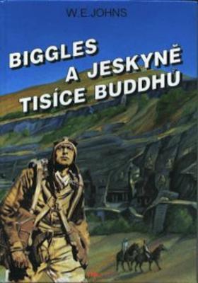 Obrázok Biggles a jeskyně buddhů