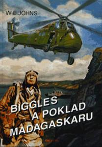 Obrázok Biggles a poklad Madagaskaru