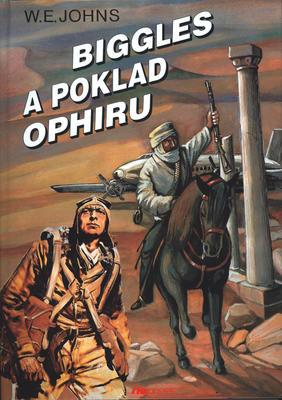 Obrázok Biggles a poklad Ophiru