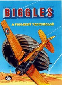 Obrázok Biggles a poslední vzducholoď