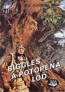Obrázok Biggles a potopená loď