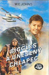 Obrázok Biggles a unesený chlapec