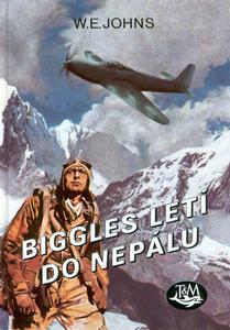 Obrázok Biggles letí do Nepálu