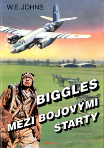 Obrázok Biggles mezi bojovými starty