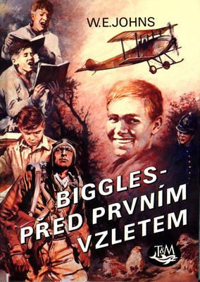 Obrázok Biggles - Před prvním vzletem