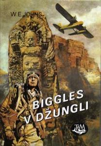Obrázok Biggles v džungli