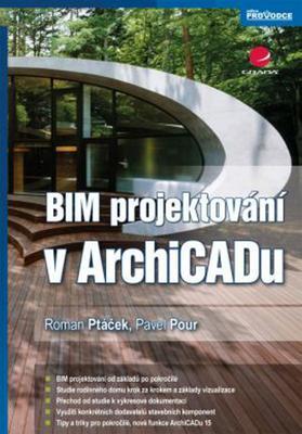 Obrázok BIM projektování v ArchiCADu