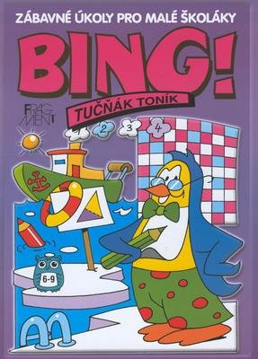 Obrázok Bing! Tučňák Toník