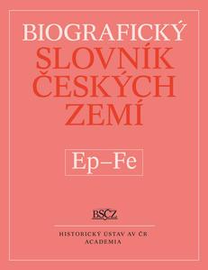 Obrázok Biografický slovník českých zemí Ep-Fe