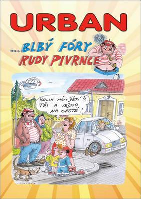 Obrázok Blbý fóry Rudy Pivrnce