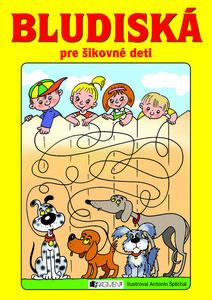 Obrázok Bludiská pre šikovné deti