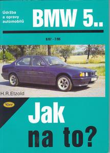 Obrázok BMW 5.. od 9/87 do 7/95