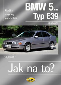 Obrázok BMW 5 Typ E 39