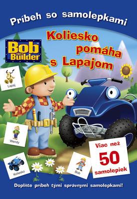 Obrázok Bob staviteľ Koloiesko pomáha s Lapajom