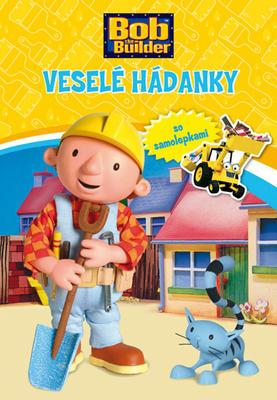 Obrázok Bob staviteľ Veselé hádanky