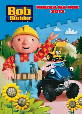 Obrázok Bob the Builder Knižka na rok 2012