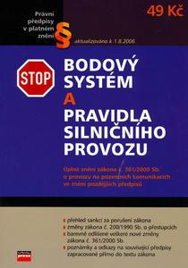 Obrázok Bodový systém a pravidla silničního provozu