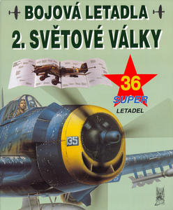 Obrázok Bojová letadla 2.světové války