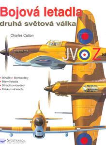 Obrázok Bojová letadla druhá světová válka
