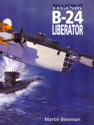 Obrázok Bojové legendy B-24 Liberator