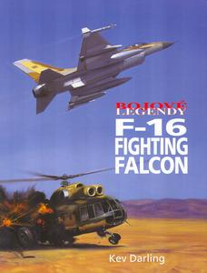 Obrázok Bojové legendy F-16 Fighting Falcon