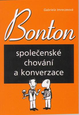 Obrázok Bonton společenské chování a konverzace