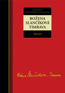 Obrázok Božena Slančíková Timrava Prózy