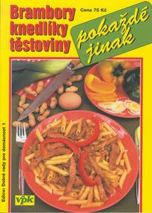 Obrázok Brambory knedlíky těstoviny