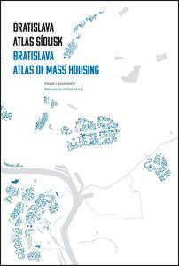 Obrázok Bratislava Atlas sídlisk 1950-1995