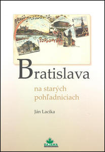 Obrázok Bratislava na starých pohľadniciach