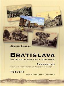 Obrázok Bratislava Pressburg Pozsony