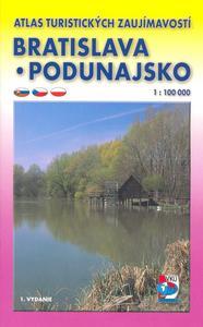 Obrázok Bratislavsko Podunajsko 1 : 100 000