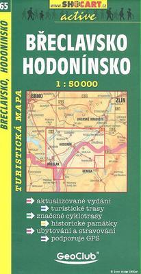 Obrázok Břeclavsko Hodonínsko 1:50 000