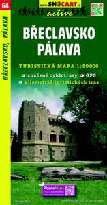 Obrázok Břeclavsko, Pálava 1:50 000