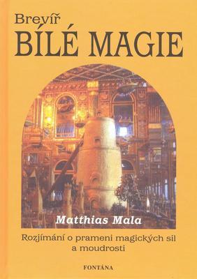 Obrázok Brevíř bílé magie