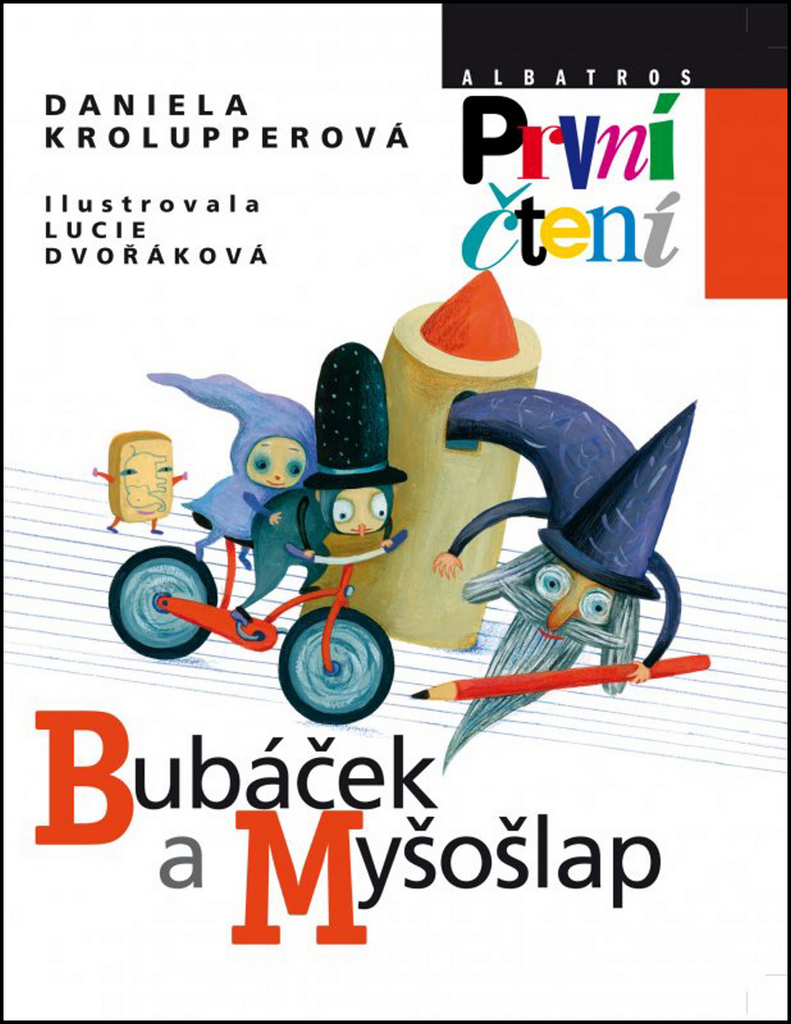 Bubáček a Myšošlap - Daniela Krolupperová