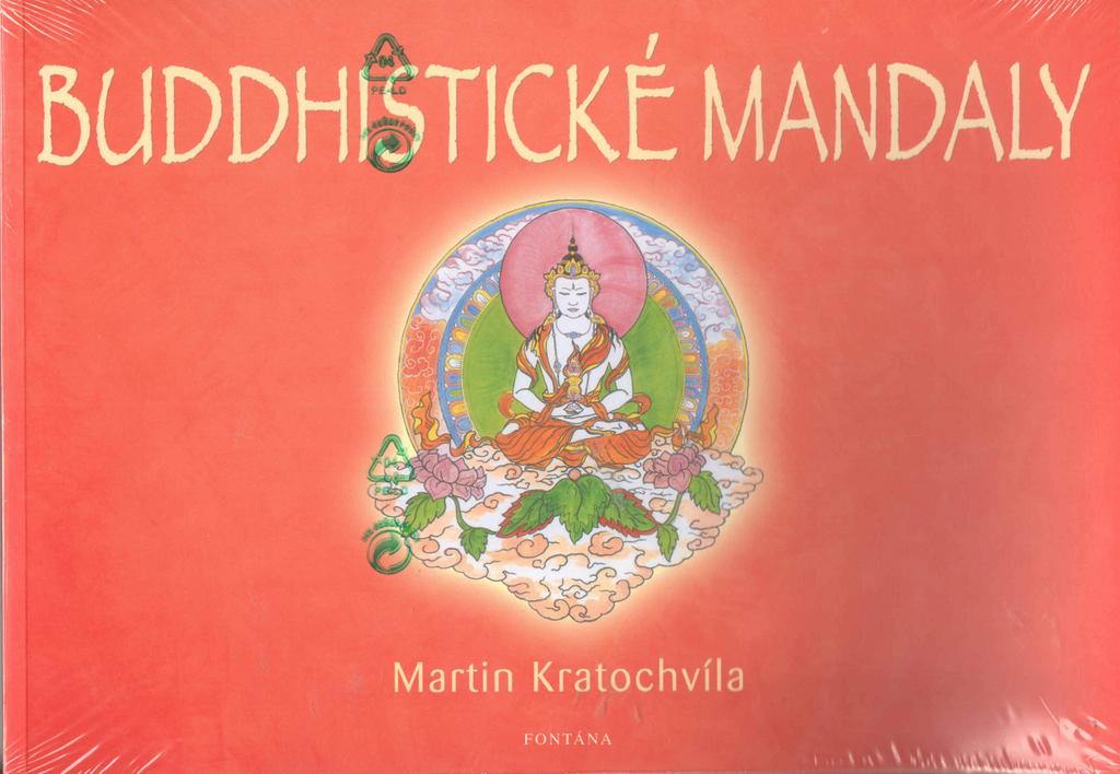 Buddhistické mandaly - Martin Kratochvíla