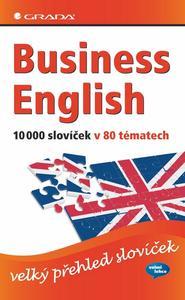 Obrázok Business English 10 000 slovíček v 80 tématech
