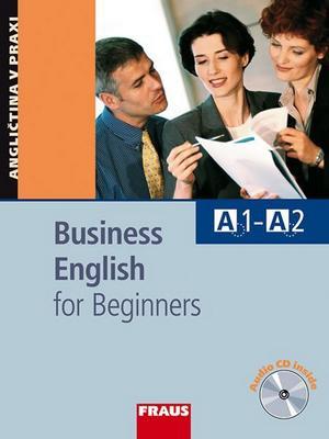 Obrázok Business English for Beginners (Obchodní angličtina pro začátečníky)