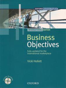 Obrázok Business objectives international edition Students Book Pack