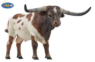 Obrázok Býk Longhorn
